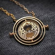 harry potter time necklace images Hermione 39 s time turner thinkgeek jpg