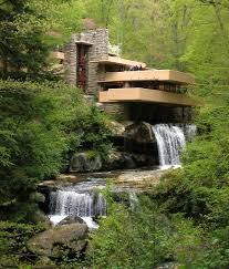 fallingwater usa amazing places