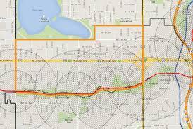 Denver Rtd Map Density And Mass Tranist Efficiency A West Denver Exercise
