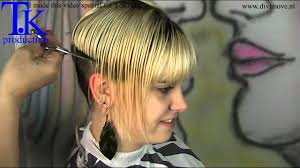 theo knoop new hair today happy short spring time hairstyle for nina by theo knoop youtube