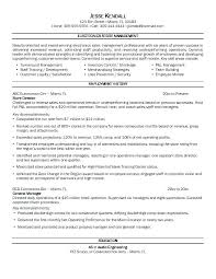 retail manager resume exles sle resume for management position retail manager resume