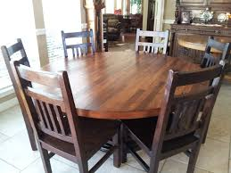 Custom Built Dining Room Tables by Custom Furniture For Home Improvements Ward Log Homes