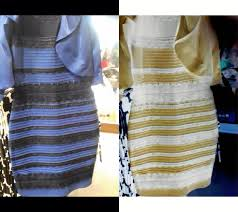 optical illusion dress what color is this goddamn dress mystery solved heavy