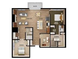 Mother In Law Suite Floor Plans Floorplans Chateau Waters St Cloud Mn