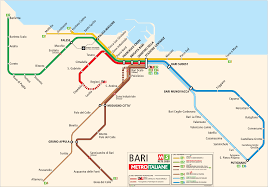 Houston Metro Map by Bari Map