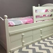 Pottery Barn Bed For Sale Find More Pottery Barn Kids Catalina Storage Bed For Sale At Up To