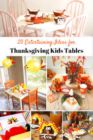 20 entertaining ideas for thanksgiving tables baby