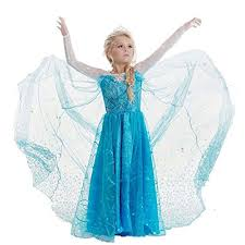 elsa costume daily fe11 disney frozen inspired lace elsa