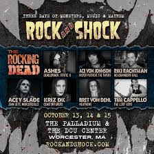 Classic Halloween Monsters List Rock And Shock 2017 U2013 Horror Movie And Music Convention