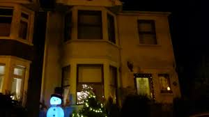 christmas window projection dvd santa projection youtube