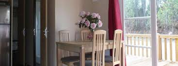 Landes Dining Room Rent Mobil Home Luxury Comfort 3 Bedrooms Landes Cing Landes