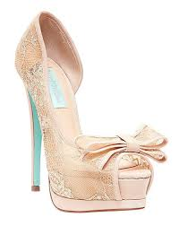 betsey johnson blue wedding shoes blue by betsey johnson sb vail champagne wedding shoes the knot