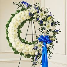 funeral flower arrangements for search memorial
