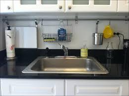 kitchen dish drainer tray under cabinet organizer dish rack with