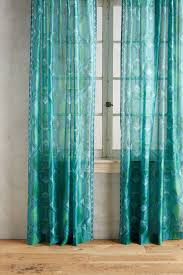 Seafoam Green Window Curtains by Window Coverings Everything Turquoise