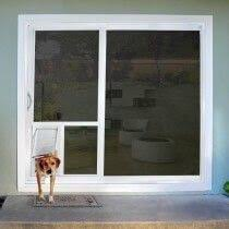 pet doors for sliding glass door best 25 sliding glass dog door ideas on pinterest door with dog
