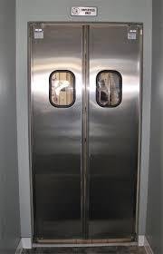 Swinging Doors For Kitchen Saloon Doors For Restaurant Western Swinging Saloon Doors All