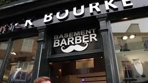 the basement barber
