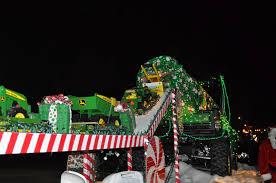 3 cowboys and a mommy christmas light parade u002713