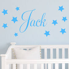 name wall stickers for your kids in decors why name wall stickers for kids