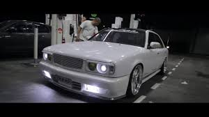 nissan gloria gran turismo ultima vip jdm nissan cedric chistmas special youifilms youtube