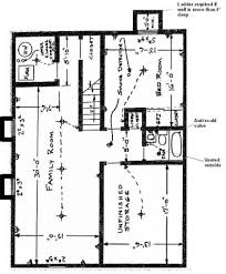 design a basement floor plan basement floor plan schematic