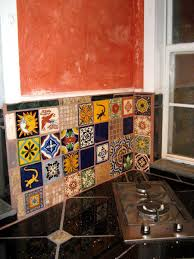 mexican tile bathroom ideas mexican style kitchens mexican tile kitchen atticmag