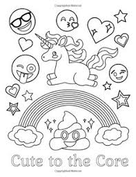 cool coloring pages for girls emoji world coloring book 24 totally awesome coloring pages dani