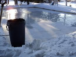 100 build backyard ice rink sixty fifth avenue backyard ice