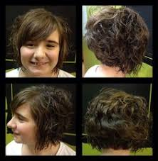 how to stlye a stacked bob with wavy hair curly stacked bob curly bob with straight bangs yes hair