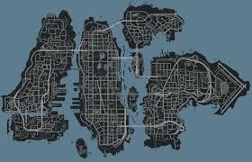 San Andreas Map Gta Map Gta Map Gta Map 4 Spainforum Me