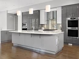 White Kitchen Cabinets With Grey Countertops by Modern Makeover And Decorations Ideas Kitchen Antique White
