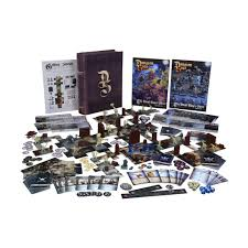 amazon com dungeon saga dwarf king u0027s quest by mantic games toys