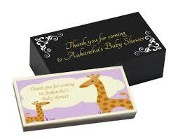 baby shower return gifts return gift for baby shower giraffe 10 box chococraft
