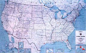 alaska and hawaii on us map maps of the united states brochure