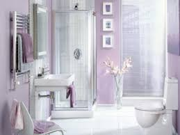 simple 10 purple and gray bathroom accessories decorating design