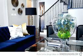 cobalt blue home decor blue decor accent cobalt blue living room geometric pattern cushions