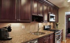 how to do a kitchen backsplash installing kitchen backsplash photo our 40 backsplash using vinyl