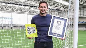 frank lampard named in guinness world records book for goal