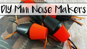 noise makers for diy mini noise makers for the sports fan in you six