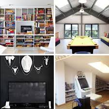 Room And Board Bookcase 10 Game Rooms That Play Nice Apartment Therapy