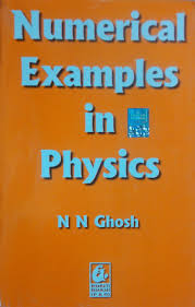 numerical examples in physics e9 by ghosh english bharati bhawan