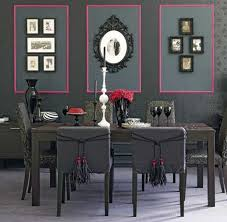 Simple White Dining Room Honeysuckle Life 15 Modern Interior Decorating Ideas Blending Gray And Pink Colors