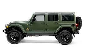 jeep brute aev filson edition wrangler acquire