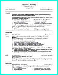 Entry Level Management Resume Examples by Management Level Resume Resume For Your Job Application