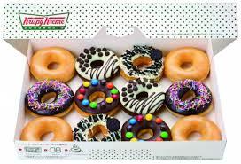 krispy kreme japan gets america themed doughnuts