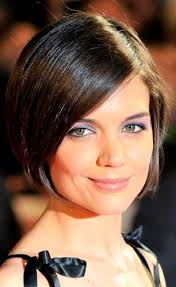 hairstyle bangs for fifty plus katie holmes short hairstyle spring trends for fifty plus and
