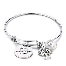 christmas gifts for mothers cj m family tree bracelet the between and
