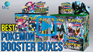 top 8 pokemon booster boxes of 2017 video review