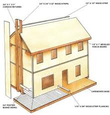 Barbie Dollhouse Plans How To by How To Build A Dollhouse Make Your Own Family Heirloom Diy